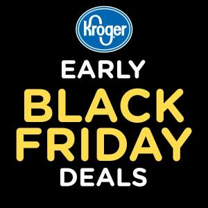 Early Black Friday Deals: Up to 30% Off