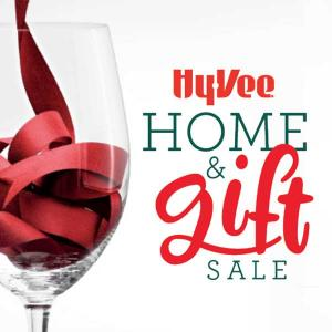 Save on Groceries with Hy-Vee Home & Gift Sale