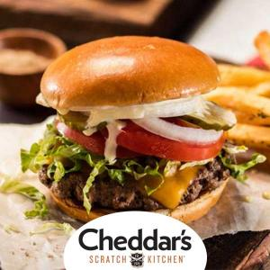 Free Burger or Sandwich w/ Purchase