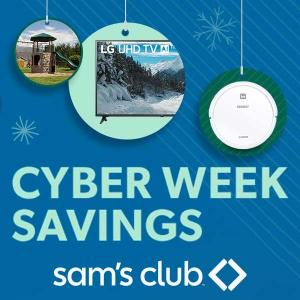 Cyber Week Savings