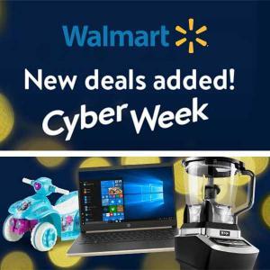 Walmart: Cyber Week Deals