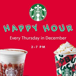 BOGO Free Any Handcrafted Drink