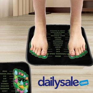 64% Off Pain-Relief Portable Muscle Massage Mat