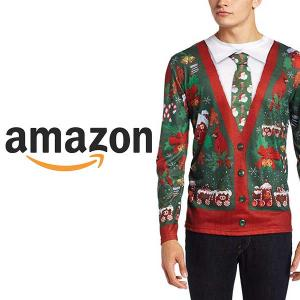 Up to 20% Off on Faux Real Holiday Sweaters