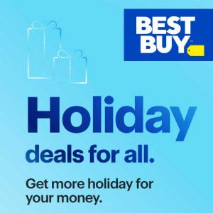 Holiday Deals for All
