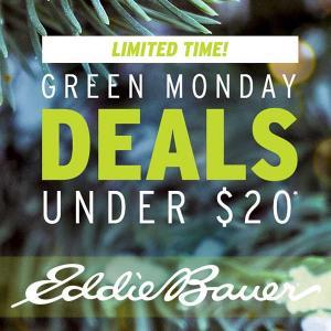 Green Monday Deals: Under $20