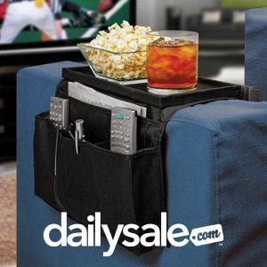 34% Off 6-Pocket Armrest Couch Organizer