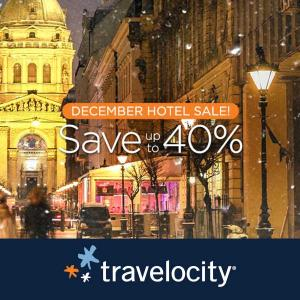 Up to 40% Off December Hotel Sale