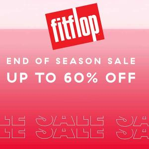 End of Season Sale: Up to 60% Off