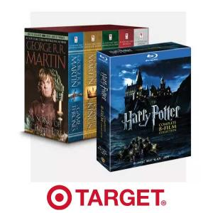 Up to 20% Off Select Movie Boxed Sets