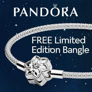 Free Limited Edition Bangle w/ Every $125 Spend