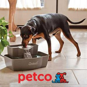 Up to 50% Off Dog Waterers, Fountains & Accessories