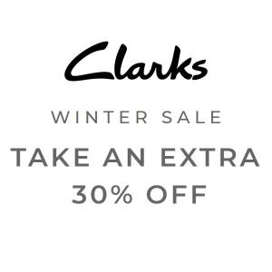 Winter Sale: Extra 30% Off All Sale Styles