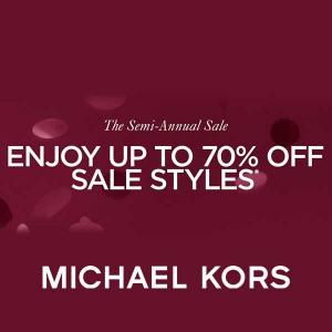 Semi-Annual Sale: Up to 70% Off Select Already-Reduced Styles