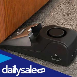 52% Off Personal Security and Safety Door Stop Alarm