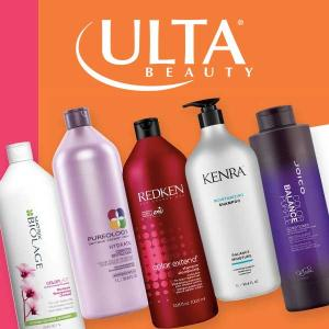 Up to 50% Off Jumbo Shampoo and Conditioners