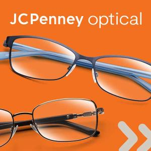 50% Off Complete Pair of Eyeglasses