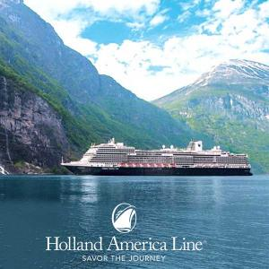 Free Upgrades and More on Holland America Sailings