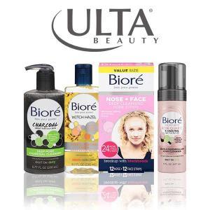 Buy 1, Get 1 50% Off Select Biore Skin Care