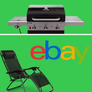 Up to 60% Off Grills & More