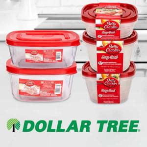 $1 Betty Crocker Storage