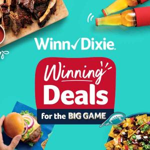 Winning Deals for the Big Game