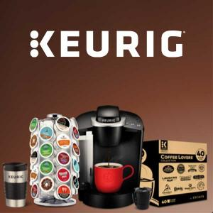$99.99 for Bundle of K-Classic Coffee