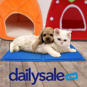 49% Off EZ-PET Pressure Activated Gel Technology Cooling Mat