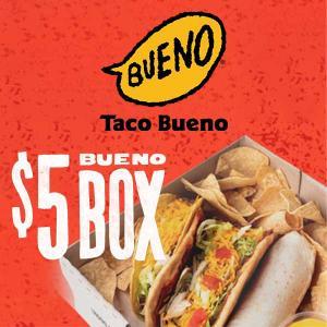$5 Bueno Box