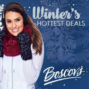 Up to 75% Off Select Coats & Cold Weather Accessories