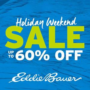 Holiday Weekend Sale: Up to 60% Off