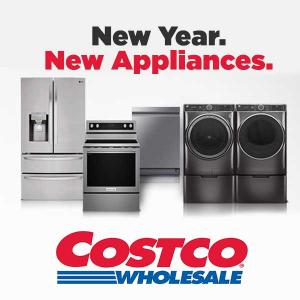 Up to $1,700 at January Appliance Savings Event