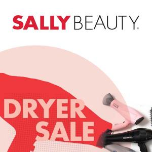 Up to $15 Off All Dryers