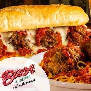 Meatball Mondays: Save 50% Off