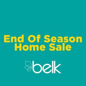 End of Season Home Sale