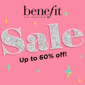 Up to 60% Off Beauty Products