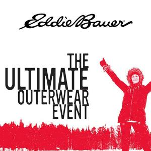 Up to 60% Off Outerwear in The Ultimate Outerwear Event