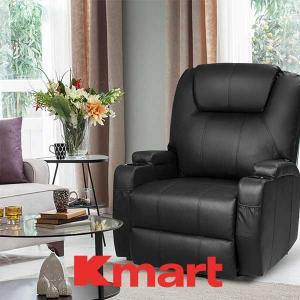 50% Off Costway 8 Point Massage Recliner
