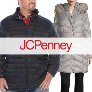 Up to 60% Off Coats & Jackets For The Family