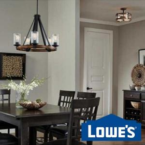Up to 45% Off Select Decorative Lighting & Ceiling Fans