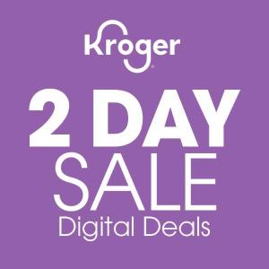 99¢ Chips and More With Kroger 2-Day Sale