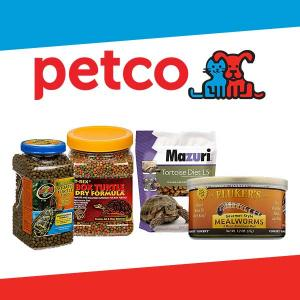 Up to 30% Off Reptile Food