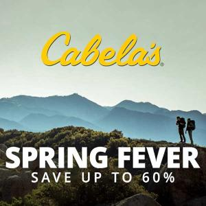 Up to 60% Off Outdoor Gear in Spring Fever Event