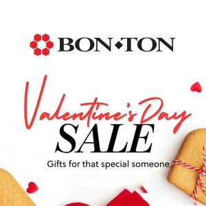 Up to 75% Off in Valentine's Day Sale