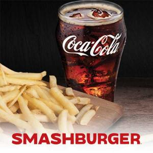 $4 Fries and Fountain Drink Add-On to Any Entree
