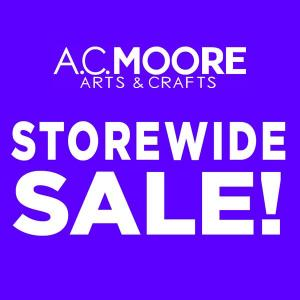 From 30% to 60% Storewide sale