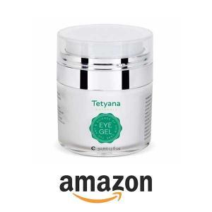 15% Off Tetyana Naturals Eye Gel