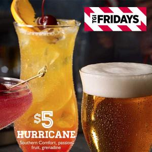 February Drink Specials Starts at $3