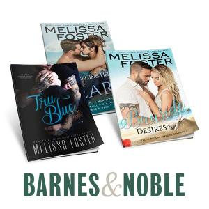 BOGO 50% Off Melissa Foster's Bestselling Romances