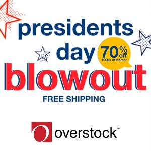 President's Day Blowout: Up to Off 1000s of Items + Free Shipping